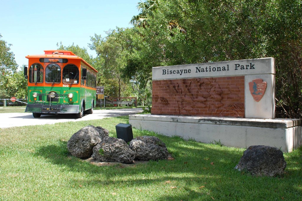 National Parks Trolley 07.2015
