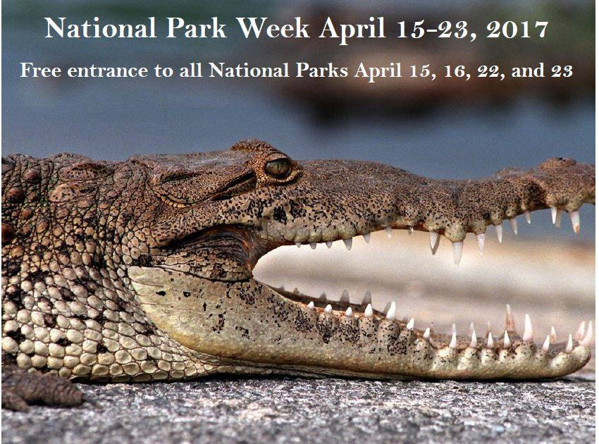 EVER National Park Week 2017