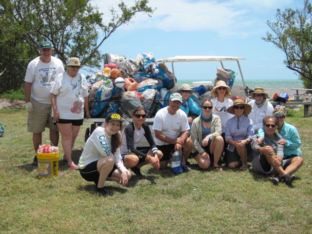 SFNPT Biscayne Cleanup event