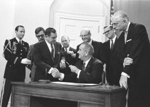 White House Signing Ceremony
