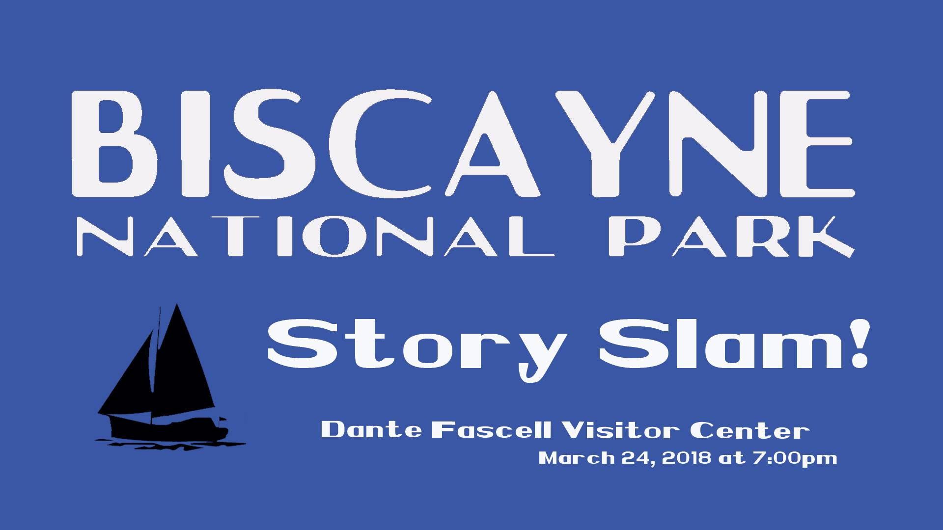 Biscayne Story Slam March 24, 2018